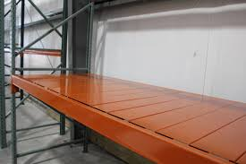 steel pallet rack decking pallet rack decking