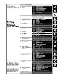 2011 nissan armada service repair manual
