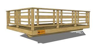 railing design ideas 3d deck railing catalog