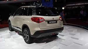 new suzuki vitara unveiled at paris auto show pakwheels blog