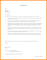 Acting Resume Beginner Samples Vacation Letter Sample Formal Letter Vacation Request Sample