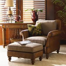 Living Room Wicker Furniture Island Estate Back Hamilton Wicker Chair Ottoman