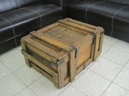 Wohnzimmer Tisch Holzkiste Holzkiste Weinkiste Shabby Chic Vintage Truhe Tisch Möbel Kommode