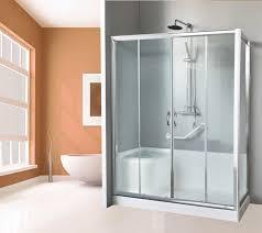 vasca da bagno con seduta mitepek it box doccia completo di piatto e seduta per