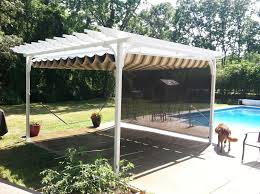canopy photos pictures of retractable canopies aristocrat