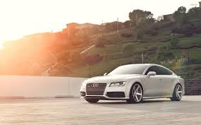 sunset audi sunset light upon a 2015 audi a7 wallpaper car wallpapers 53363
