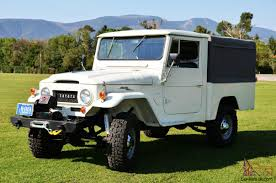 icon land cruiser fj45 toyota land crusier short bed pickup w pro sbc v8 conversion