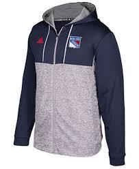 adidas men u0027s new york rangers two tone full zip hoodie sports