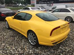 maserati yellow maserati 3200 gt limited kimbex dream cars