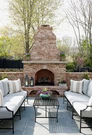 Backyard Seating Ideas by Best 25 Backyard Fireplace Ideas On Pinterest Outdoor