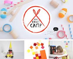 mer mag mer u0027s online kids craft camp sign up now mer mag