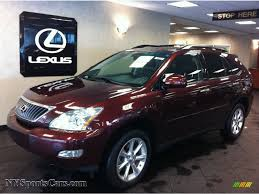 lexus rx 350 for sale 2009 2009 lexus rx 350 awd in brandywine mica photo 9 061370