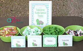turtle baby shower decorations turtle themed baby shower ideas pretty my party