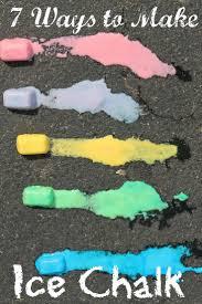 161 best chalk ideas for kids images on pinterest summer