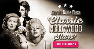 classic hollywood can you name these classic hollywood stars quizly