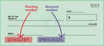 how to put a check on a prepaid card check routing number what it is how to find it wallethub