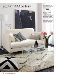 cb2 flex sofa leather sectional sofa