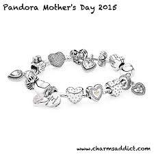 mothers day bracelets pandora s day 2015 bracelet charms addict