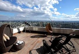 RoofTop Terrace Design With Amazing View On Penthouse Apartment In - Apartment terrace design