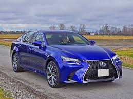 lexus sedan 2016 2016 lexus gs 350 awd f sport road test review carcostcanada