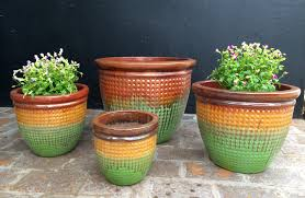 Glazed Ceramic Pots Vietnamese Pottery And International Markets Tt Pottery