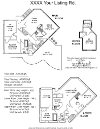Auto Use Floor Plan by Floor Plans Details All In One Real Estate Photography Solutions
