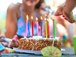 birthday cake candles blowing out cake candles spreads bacteria business insider