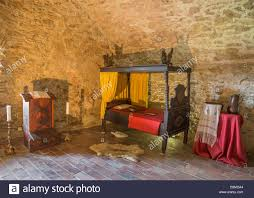 Medieval Bedroom by Spissky Castle Slovakia July 19 2014 The Medieval Bedroom In