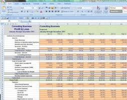 Profit And Loss Statement Excel Template Profit And Loss Statement Excel Best Template Collection