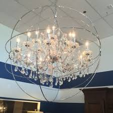 Crystal Sphere Chandelier Copy Cat Chic Restoration Hardware Foucault U0027s Orb Crystal Iron