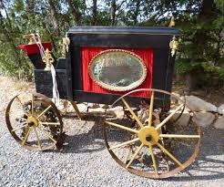 carriage style hearse aka
