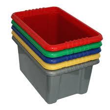 storage bins black yellow storage bins totes 27gonline large