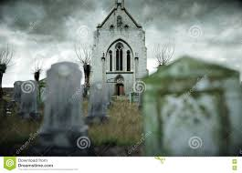 church halloween background programming reel one entertainment zombie skeleton rising from
