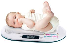 baby boys weight and baby girls weight chart
