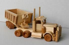 wooden truck toy maker gerry hannigan