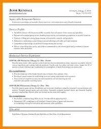 serving resume exles food service resume template click here to view this resume food