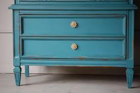 Different Ways To Paint A Table Before And After Basics Painting Furniture U2013 Design Sponge
