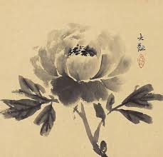 Japanese Flowers Paintings - 288 best peony images on pinterest chinese painting peony and