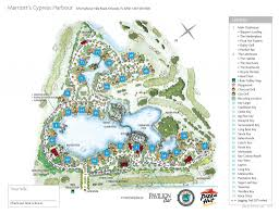Orlando On Map by Review Of The Apartments At The Marriott Cypress Harbour In