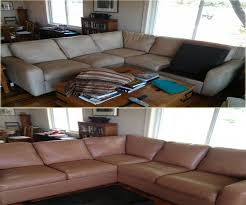 Leather Sofa Refinishing Nyc Furniture Repairs New York Burn Buffing Polish Wax