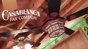 Casablanca Ceiling Fan Lights Casablanca Cathay Ceiling Fan Youtube