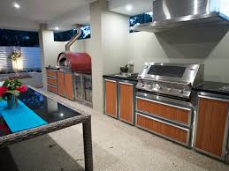 outdoor kitchen cabinets perth gallery outdoor stainless steel cabinets in perth