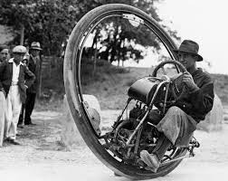 It Is Cool To Be - one wheeled motorcycles as cool as they are wildly dangerous wired