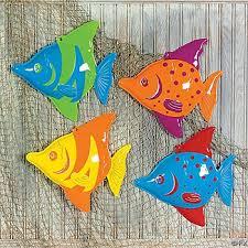 3d plastic tropical fish decorations 12 kitchen