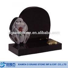 baby headstones for rabbit black cheap granite child headstone buy child headstone