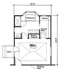 floor plans for master bedroom suites 500 square foot master suite addition search remodel