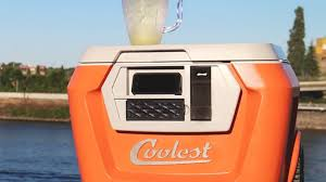 Coolest Speakers Coolest Cooler 21st Century Cooler That U0027s Actually Cooler By Ryan