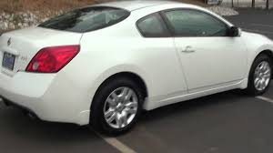 nissan altima coupe air suspension for sale 2009 nissan altima 2 5s 2 door cvt xtronic stk