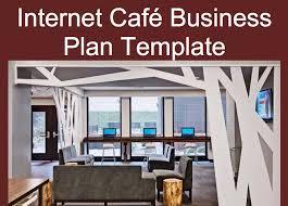 internet cafe business plan black box business plans