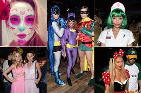 Best Celebrity Halloween Costumes Of The Year Celebrity Costumes